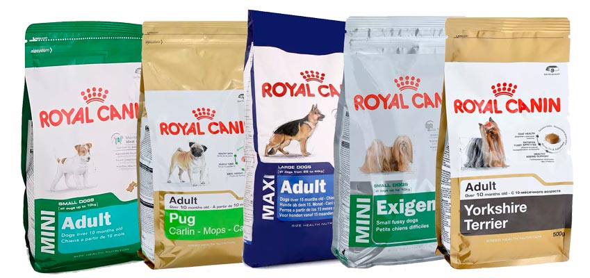 Royal Canin для собак